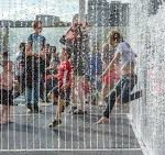 Cool off at the Southbank Centre this summer.